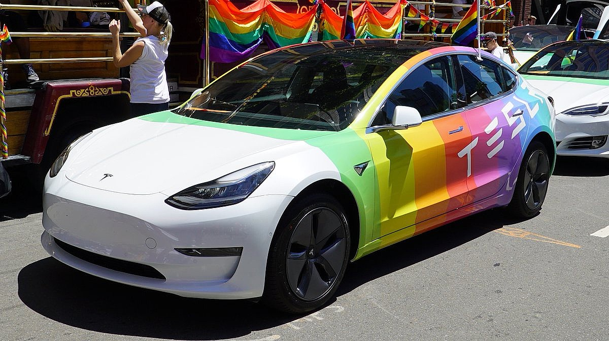 Tesla Ranks Among Best Companies For Q Workers In 2019 Corporate Equality Index