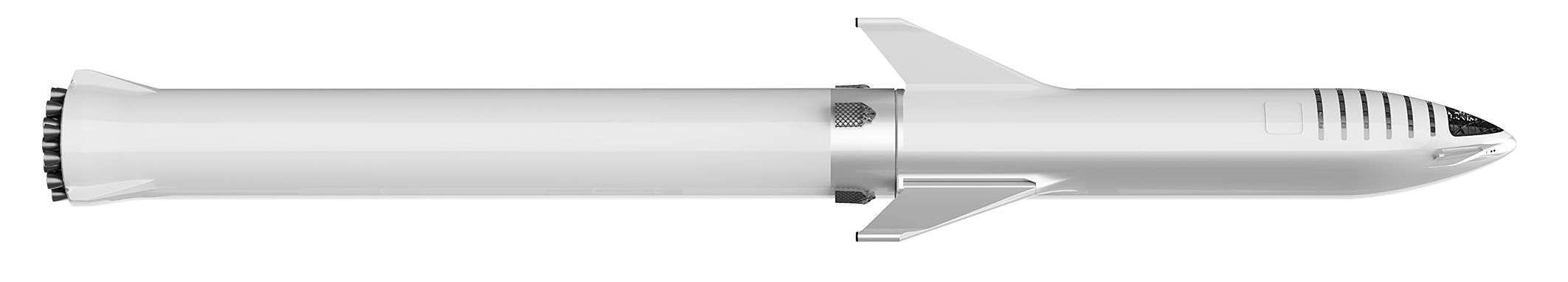 BFR booster and spaceship overview (SpaceX) edit