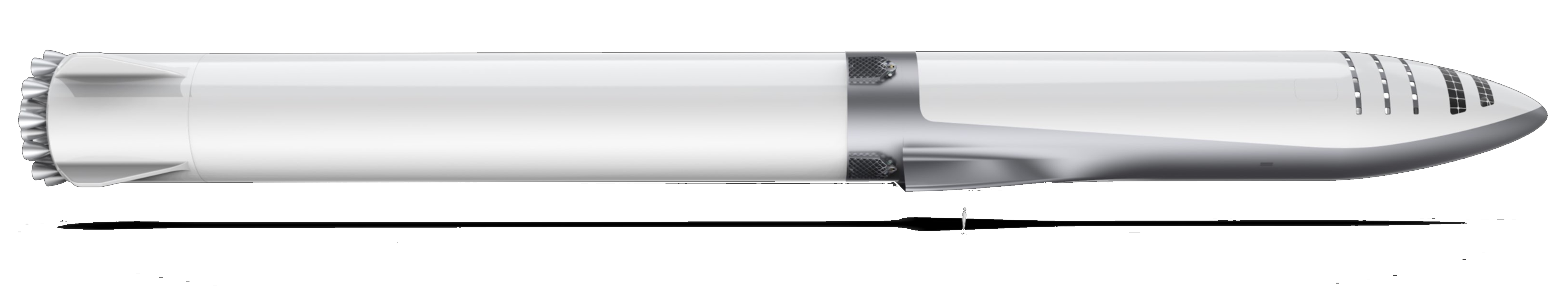 BFR transparent (SpaceX)
