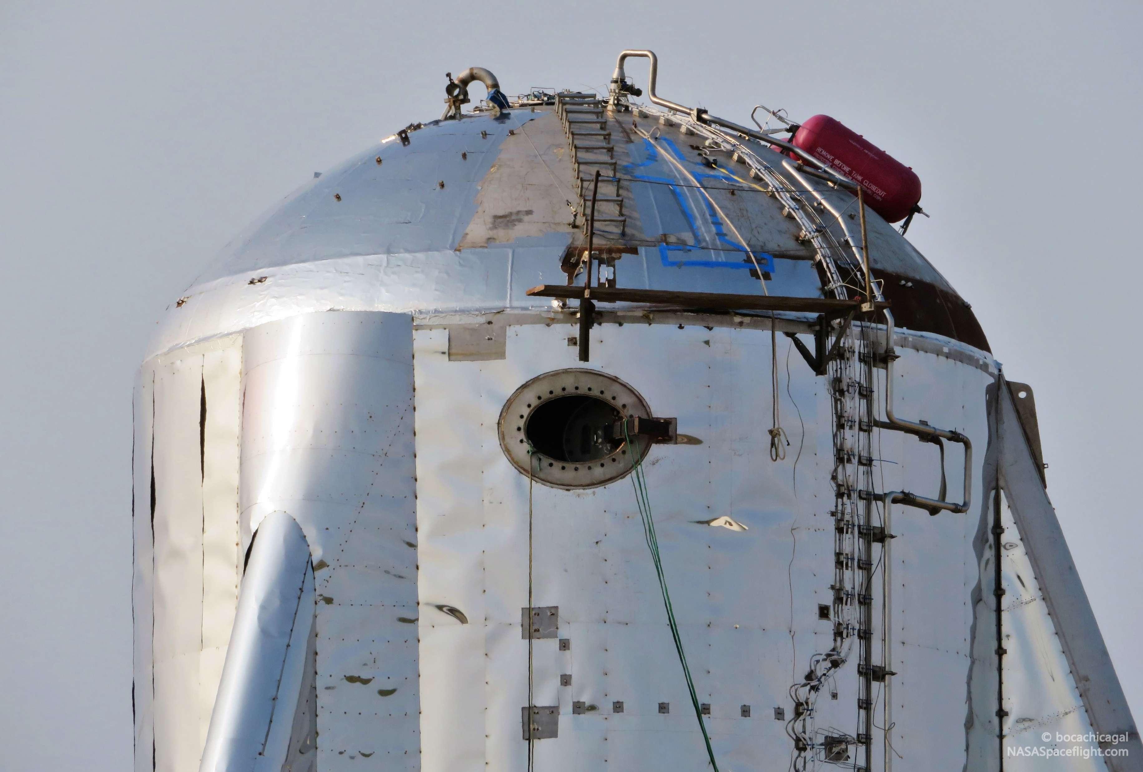 Boca Chica Starhopper pad progress 050519 (NASASpaceflight – bocachicagal) 2 (c)
