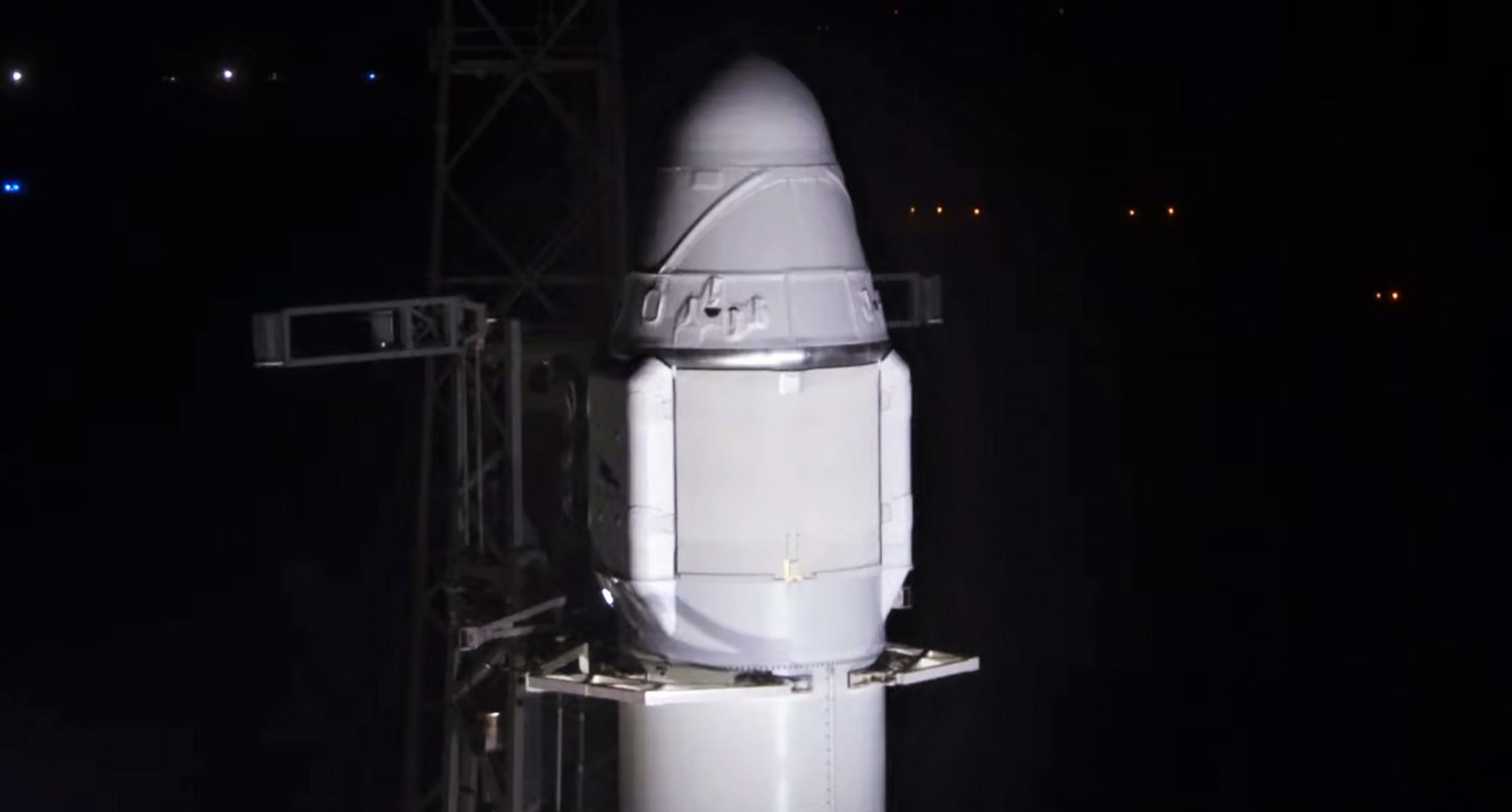 CRS-17 Falcon 9 B1056 scrub (SpaceX) 2