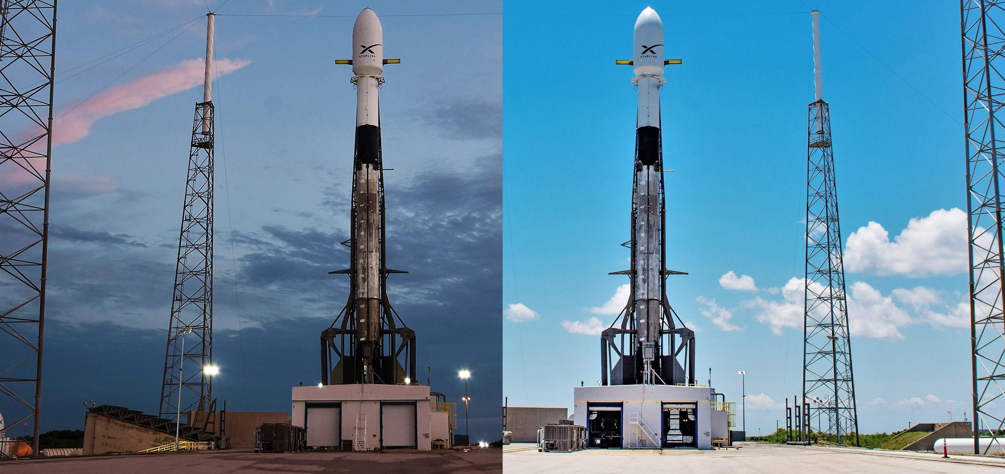 Falcon 9 B1049 Starlink v0.9 LC40 May 15 May 16 (SpaceX) 1