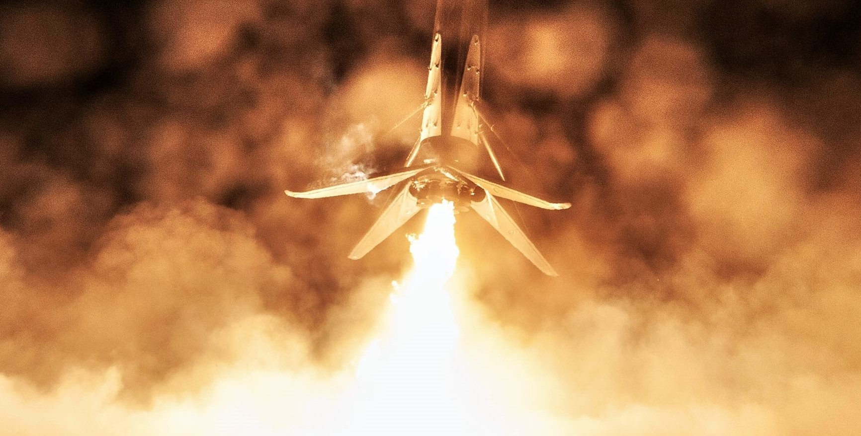 Falcon 9 B1051 DM-1 OCISLY landing (SpaceX) 1 crop 2