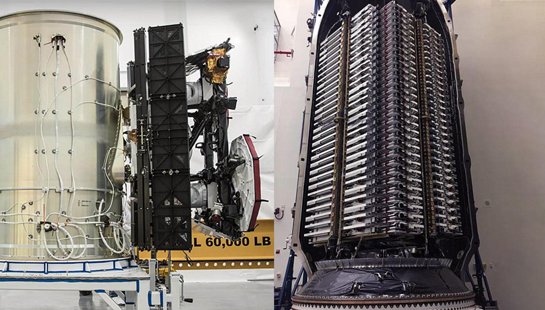 Starlink 60 satellites in one fairing (SpaceX – Elon Musk) feature 1