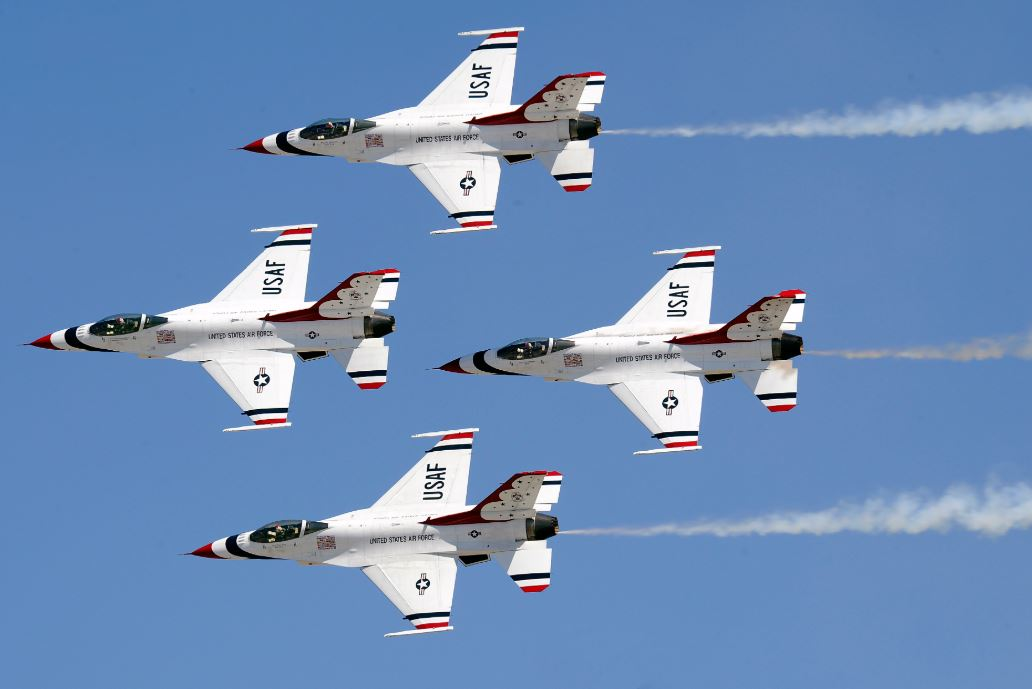 USAF-Thunderbirds