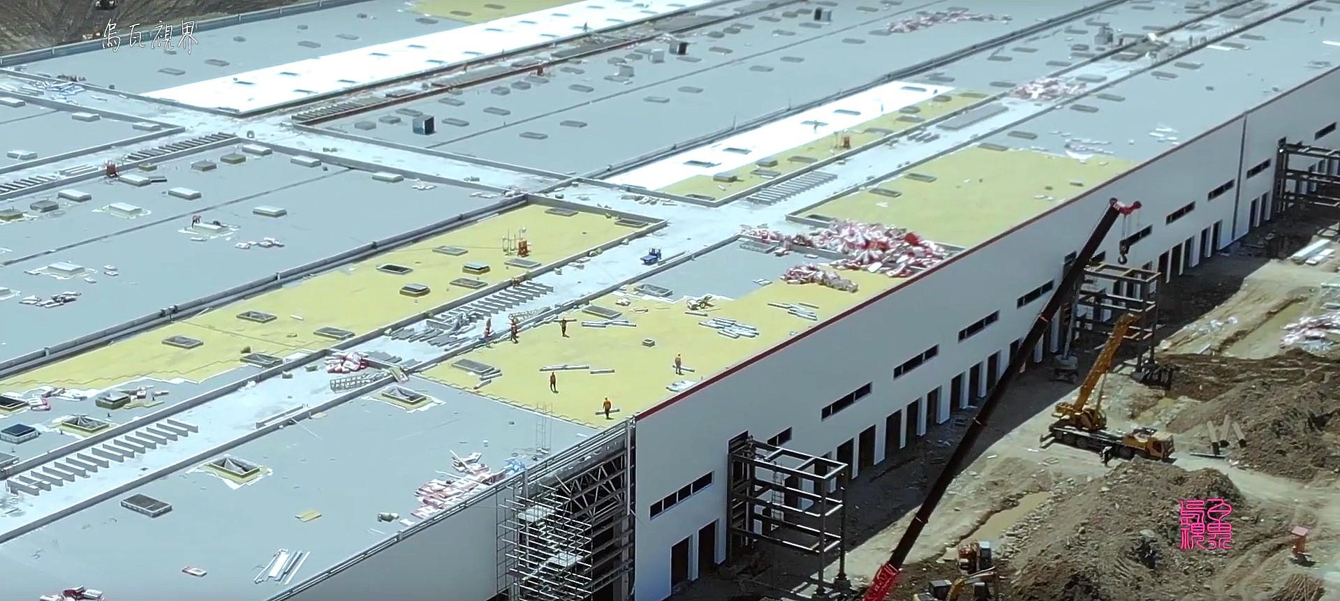 Tesla Gigafactory Jobs >> Tesla Opens Jobs For Gigafactory 3 As First Images Of Factory