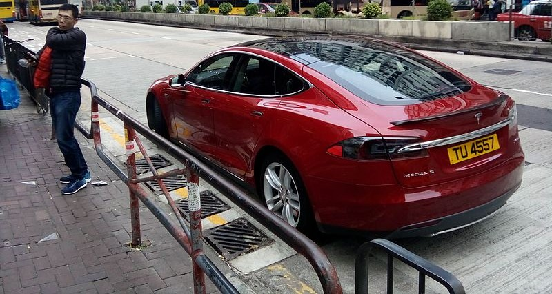 Tesla Arcade disabled in Hong Kong due to local restrictions