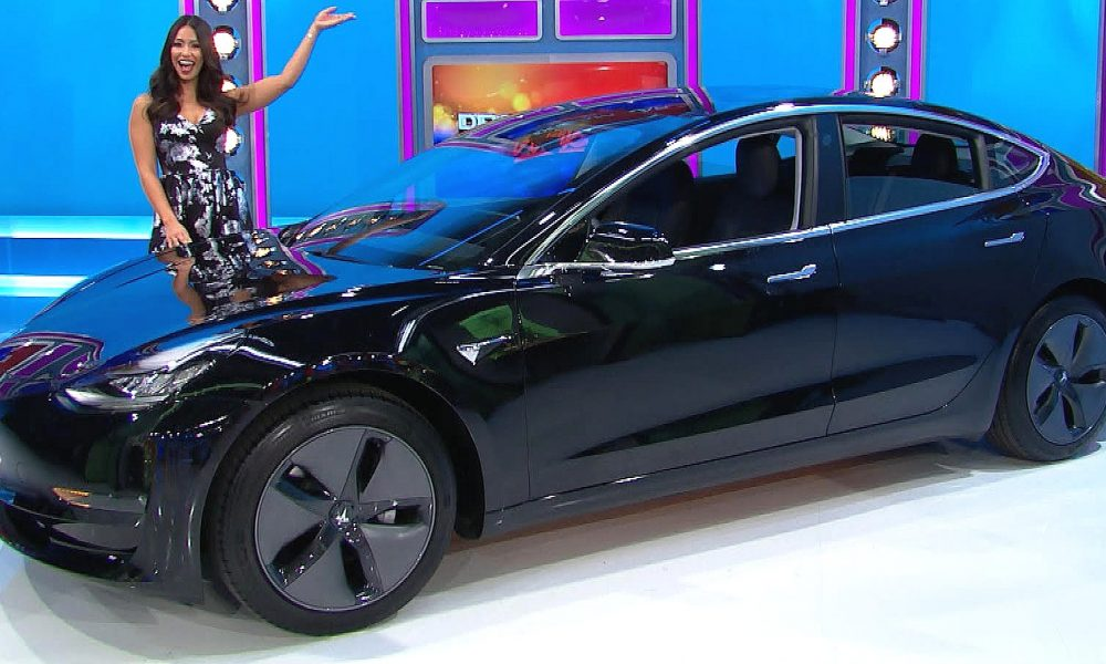 Tesla Powerwall Price >> Tesla Model 3 picked for 'The Price is Right's' iconic ...