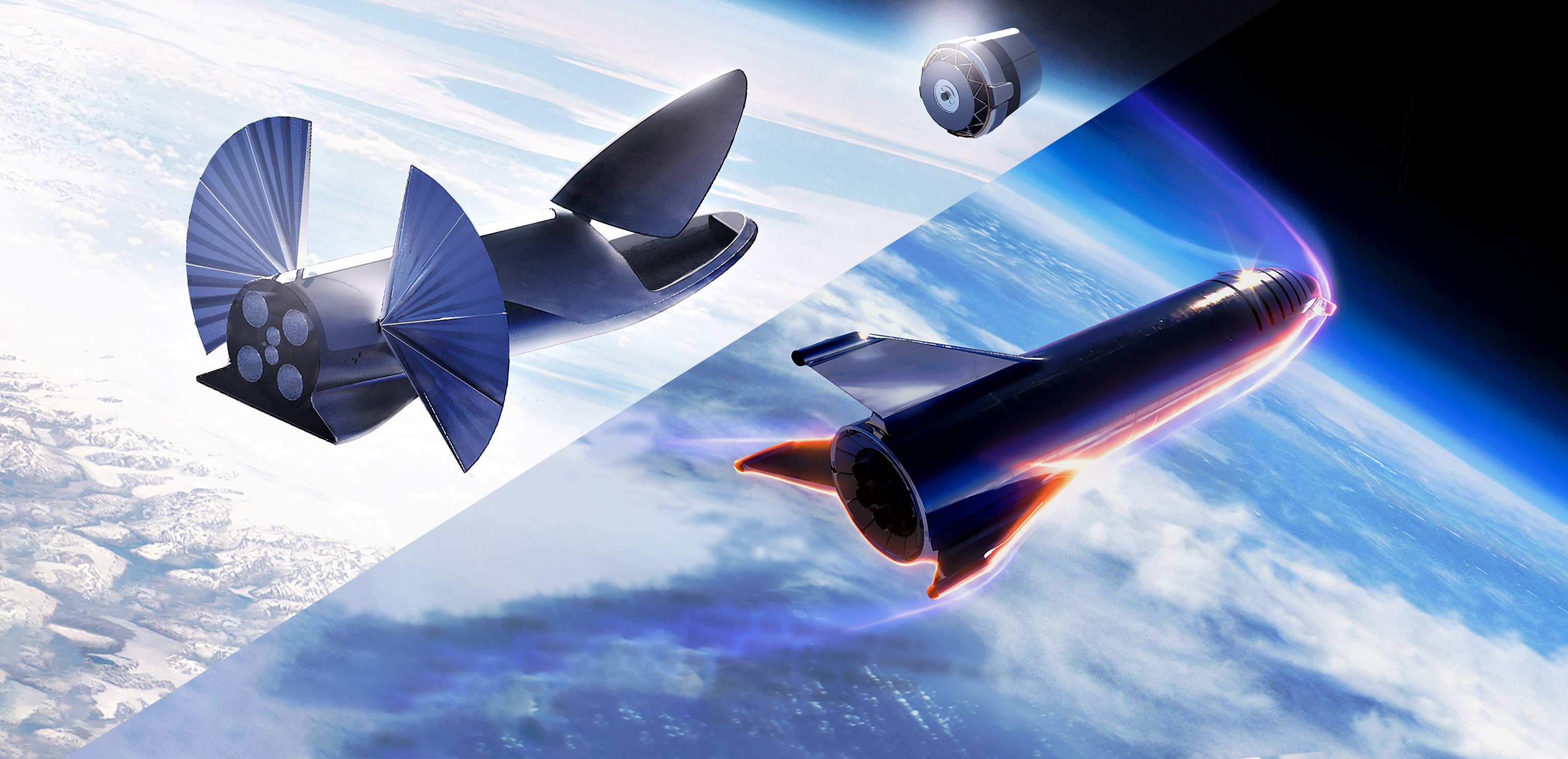 steel Starship reentry and cargo BFS 2017 (SpaceX) feature 1 (c)