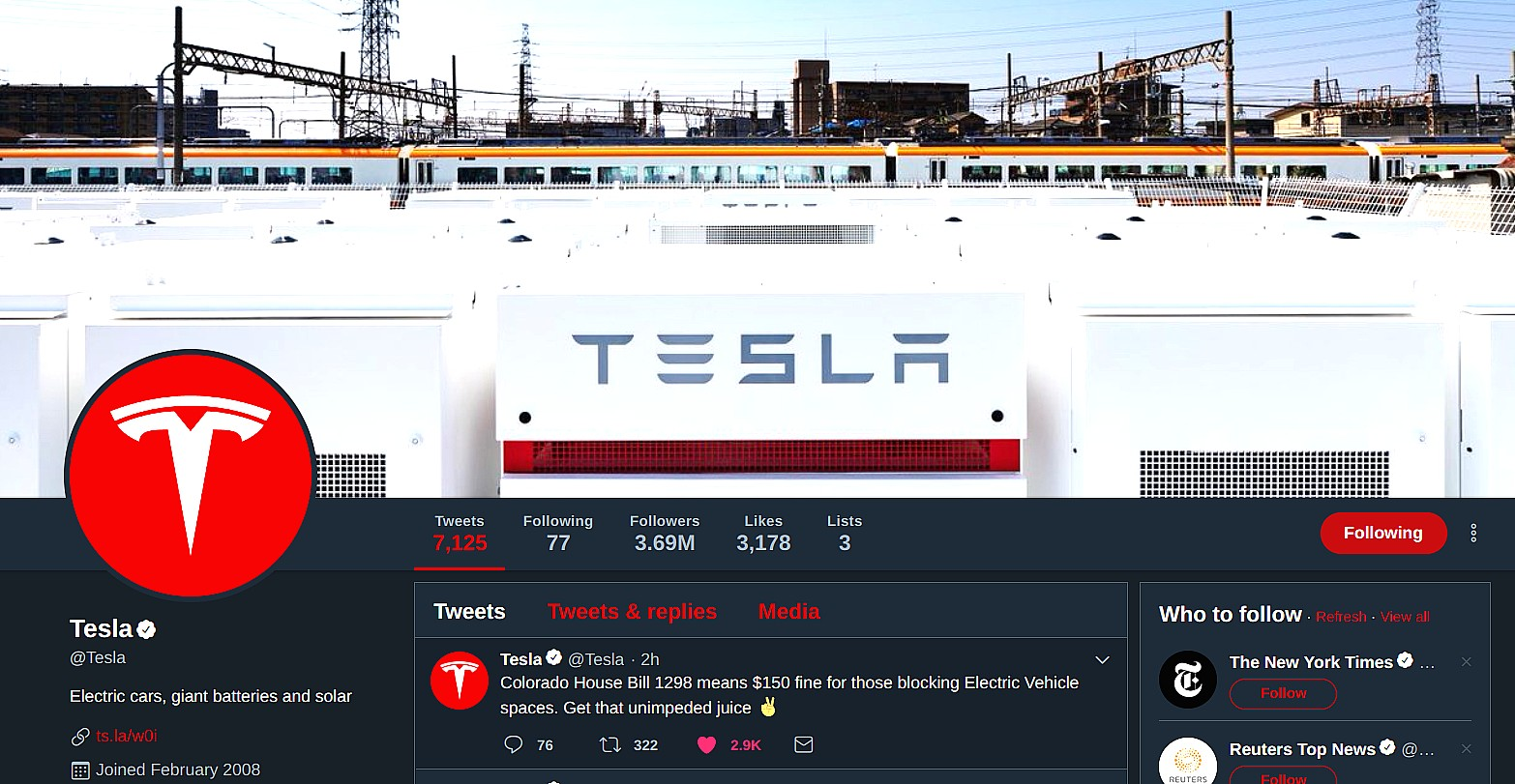 Tesla Twitter: Tesla's Twitter Account Gets Reborn With Wendy's-style Wit