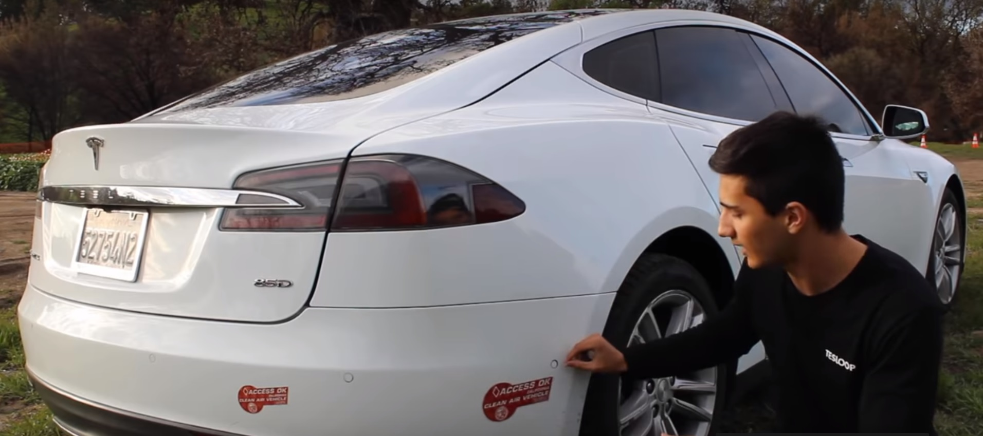 Tesla Model S quality, durability on display in 450K-mile car still going strong