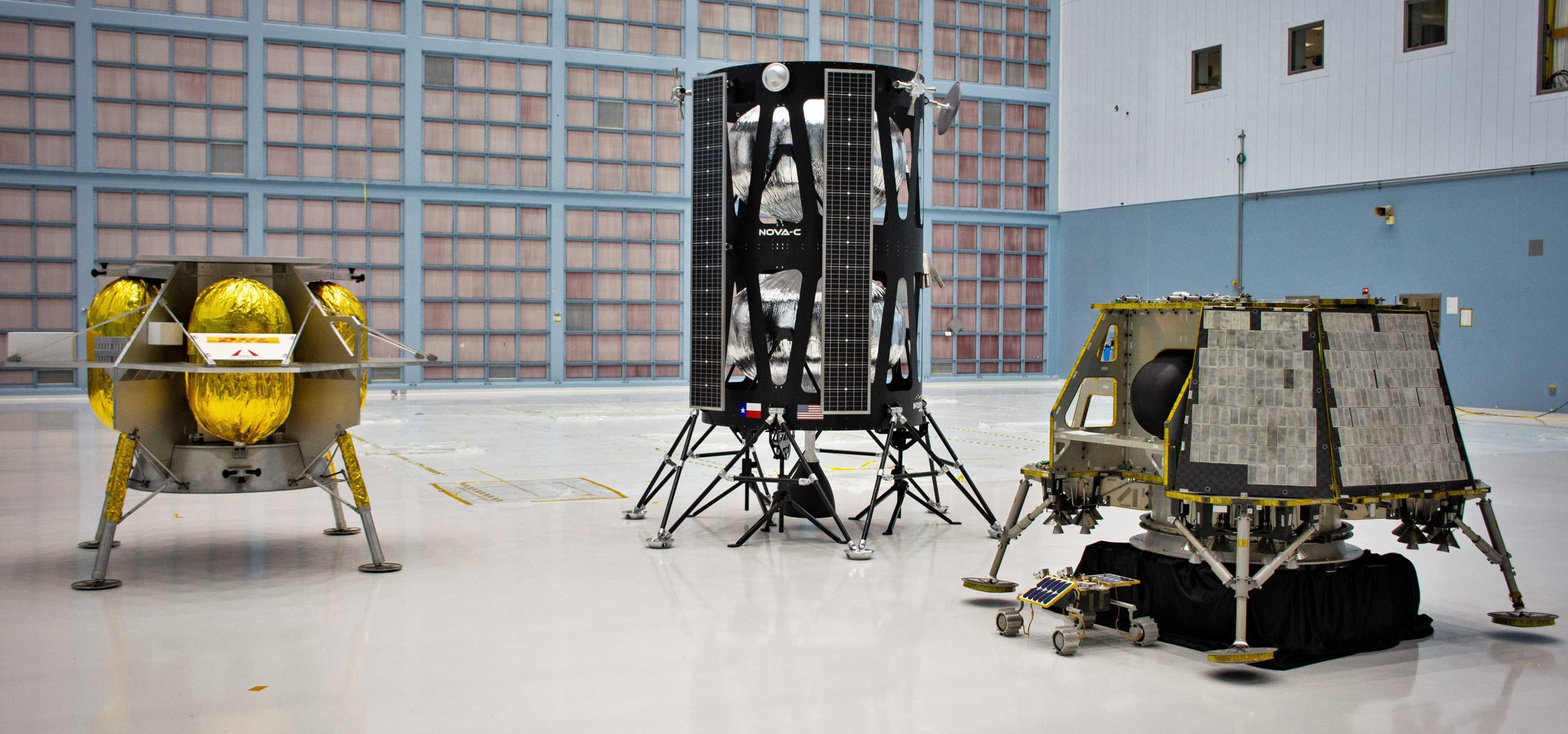 CLPS commercial Moon lander awards 053119 (NASA) 2 (c)