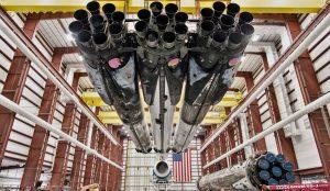 Falcon Heavy STP-2.