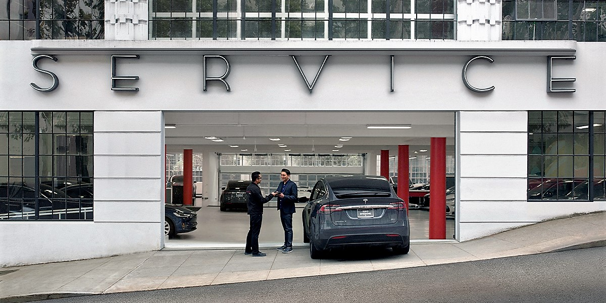 Tesla to offer collision repair at Service Centers and through Mobile Service