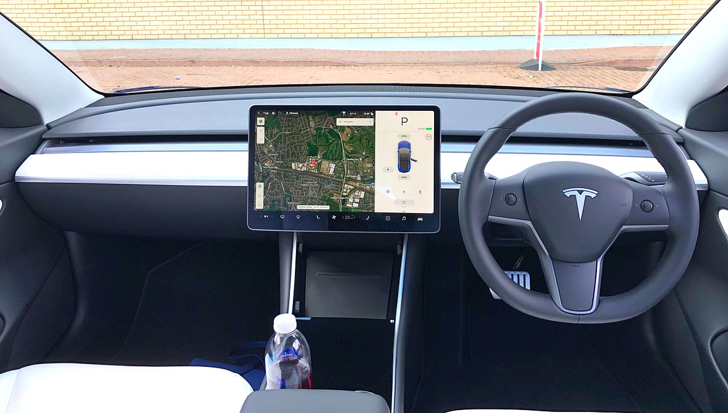 First look at Tesla Model 3 right-hand drive deliveries to ...