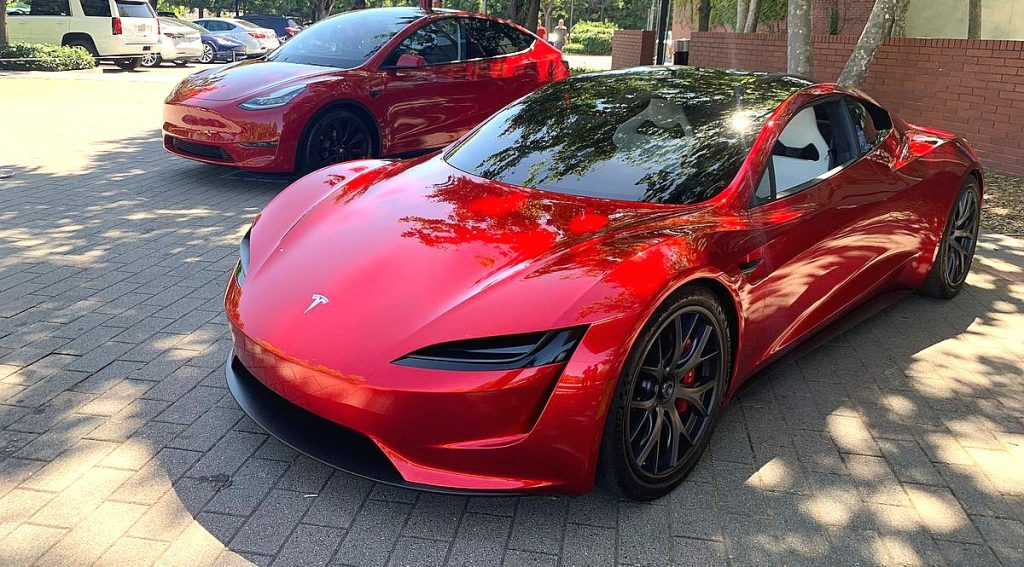 Tesla Roadster production car will exceed insane prototype 'in every way:' Chief of Design