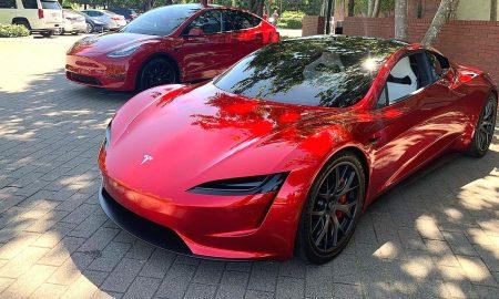 Tesla Model X Firmware Update News Teslarati