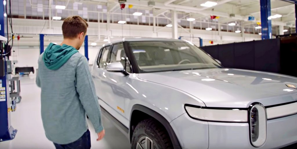 Rivian set to debut energy storage project using 'second life' batteries from vehicles