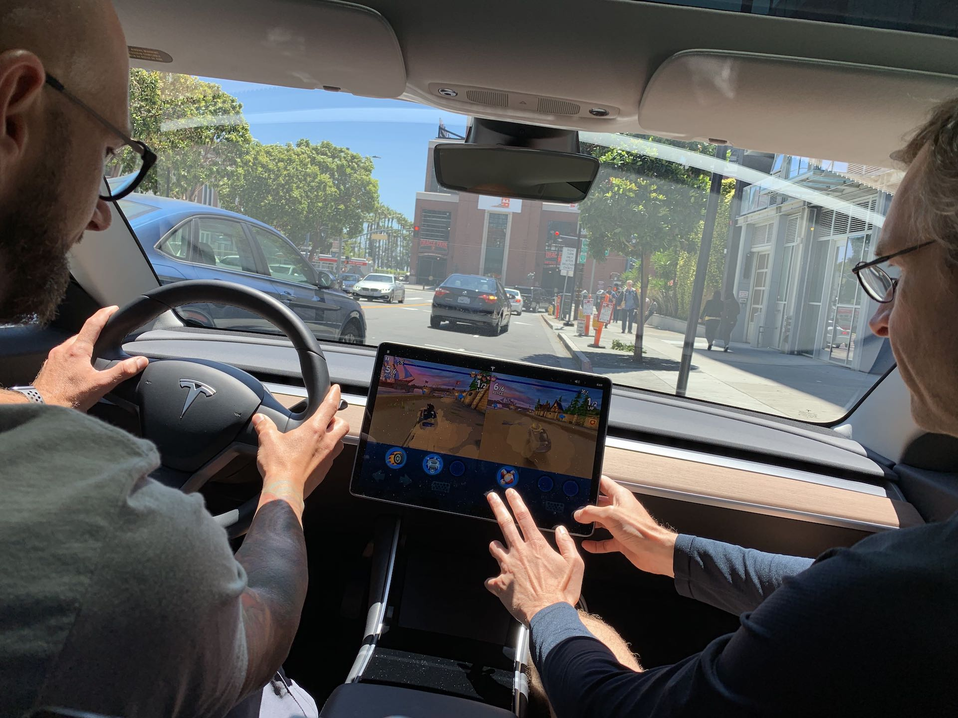 Tesla Arcade is priming us for the self-driving future, we