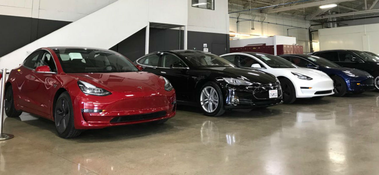 Tesla's spare parts supply is reportedly nearing parity with German automakers