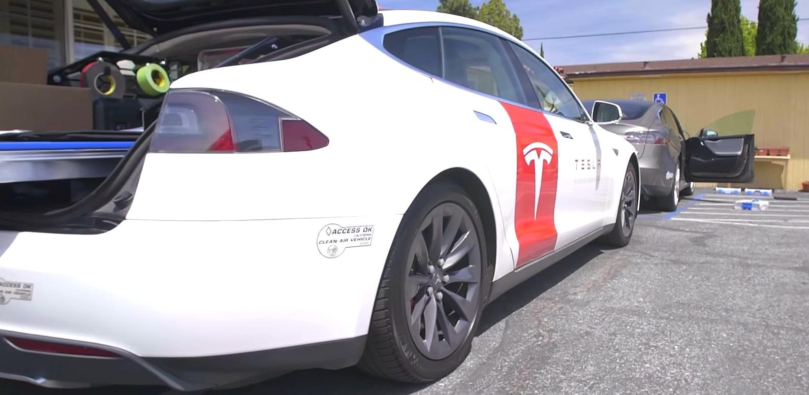 Tesla Nearly Doubles Mobile Service Fleet In Bid To Improve Customer Service
