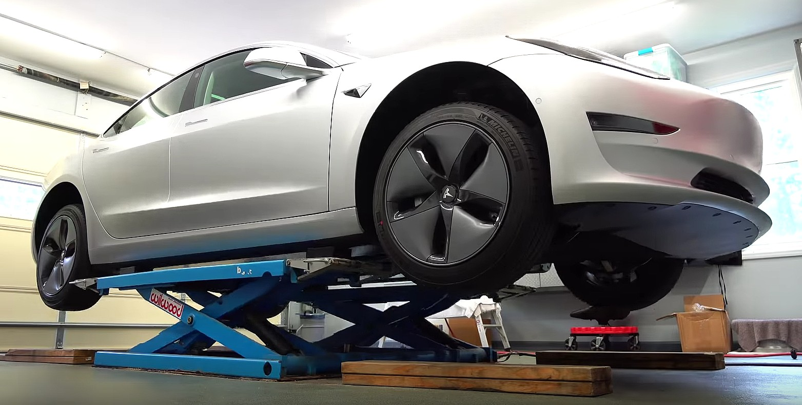 Tesla Model 3 paint quality stereotypes dispelled by auto protection