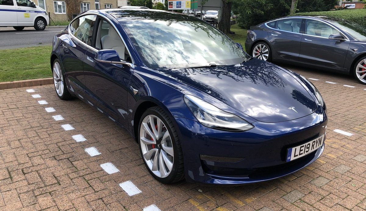 Tesla Model 3 To Be Among The Uk S Best Company Cars Amid Ev