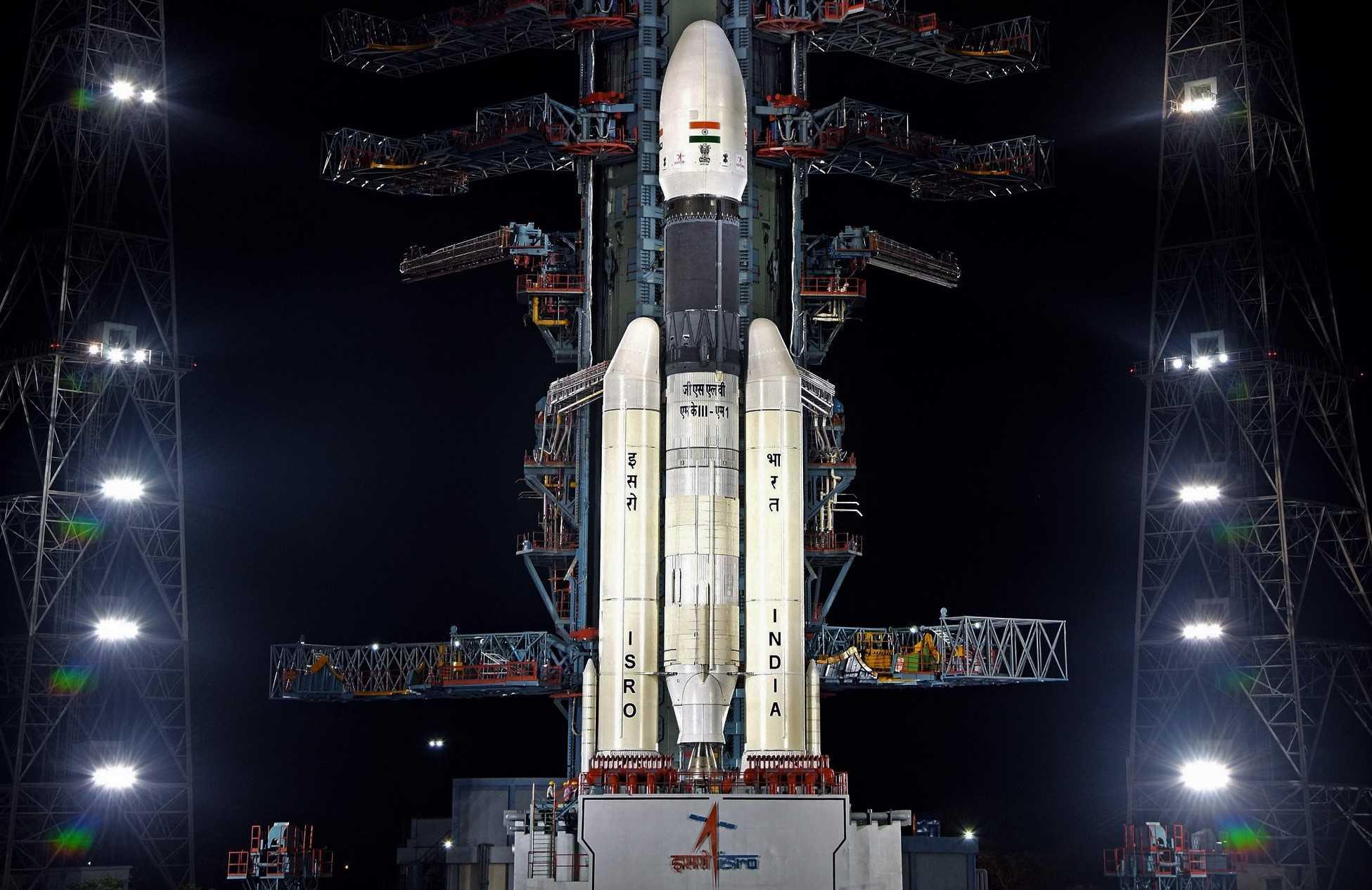 Chandrayaan-2 GSLV Mk III (ISRO) 071419 1 (c)