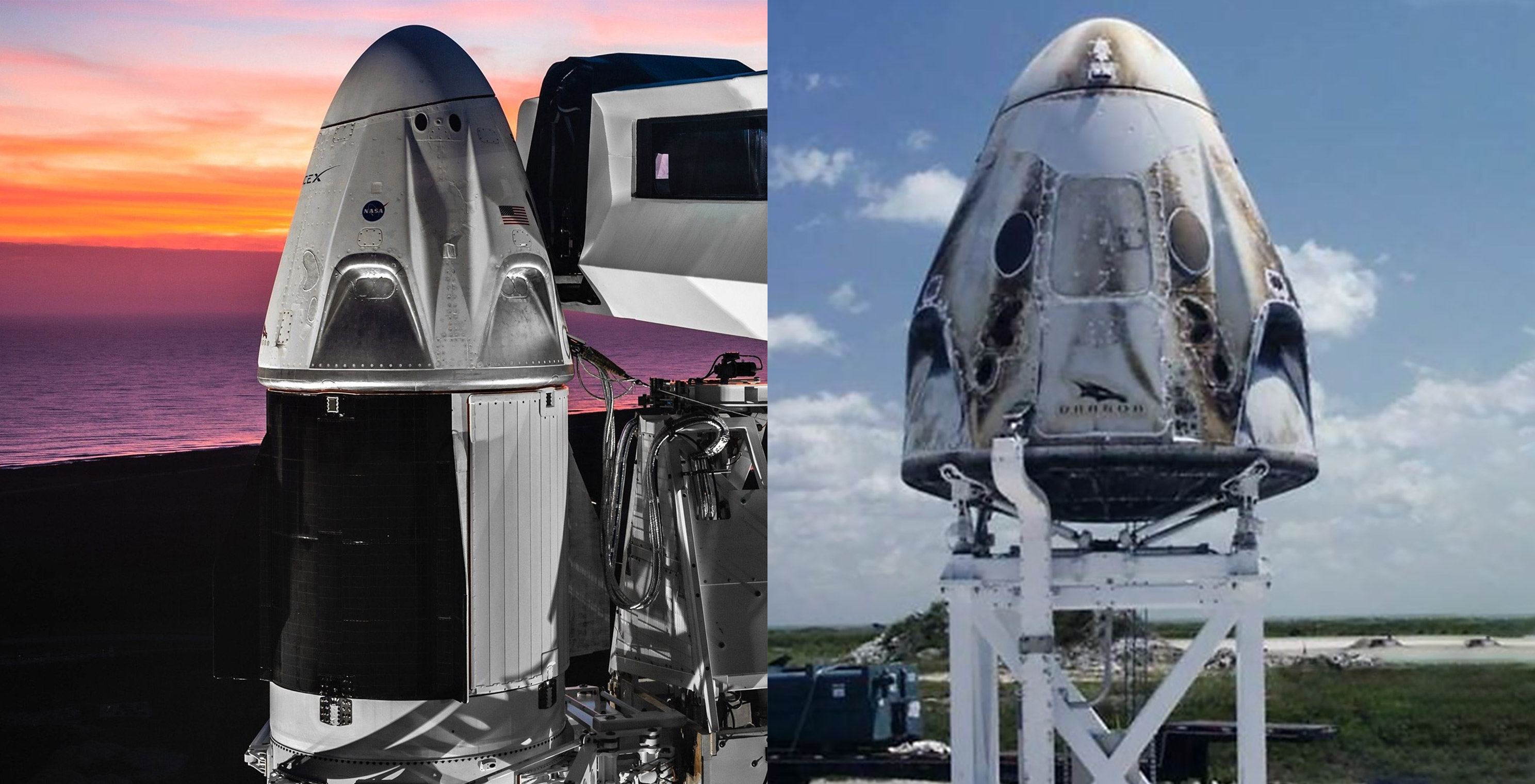 SpaceX's response to Crew Dragon explosion unfairly ...