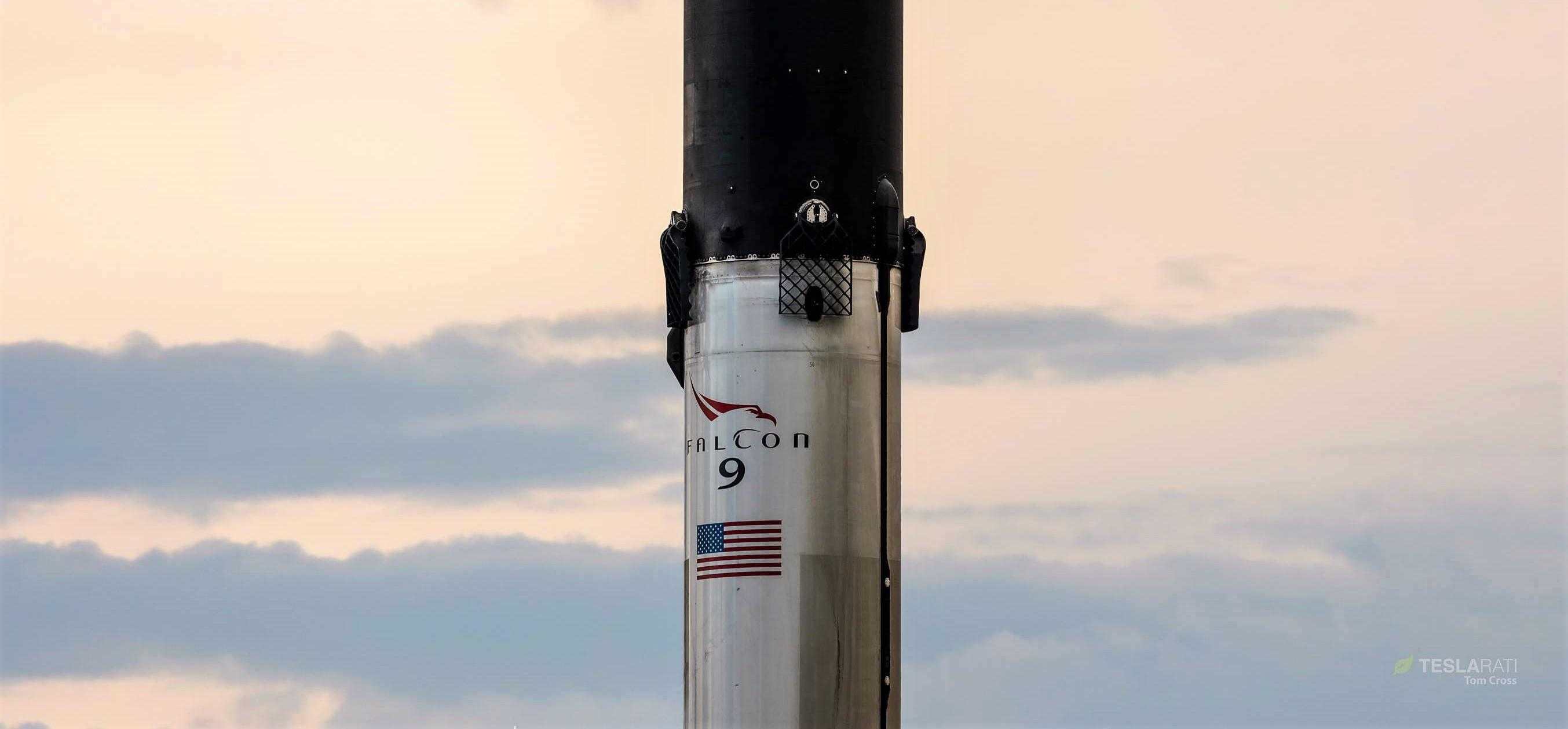 Falcon 9 B1056 CRS-17 Cargo Dragon OCISLY return 050419 (Tom Cross) 6