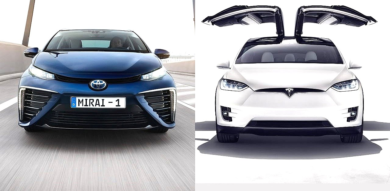 electric-vs-hydrogen-cars