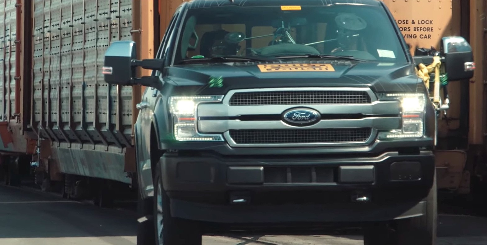 Ford Debuts Its New 'Built For America' Brand Campaign