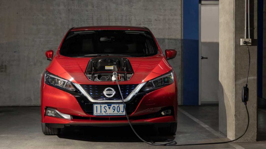 Tesla's big battery in South Australia is a 'complete waste of resources,' claims Nissan