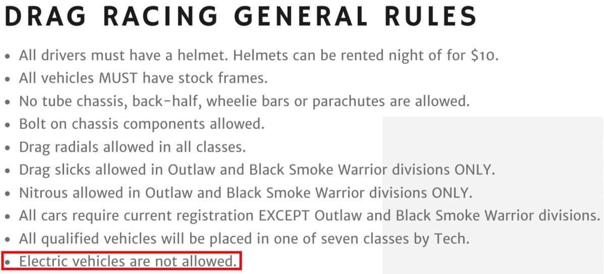 no-ev-rule