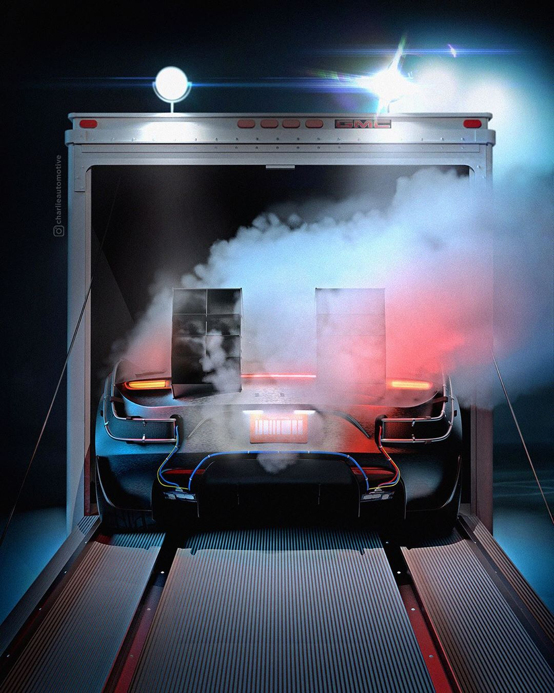 Tesla Roadster's SpaceX thrusters will be hidden behind the license plate, reveals Elon Musk