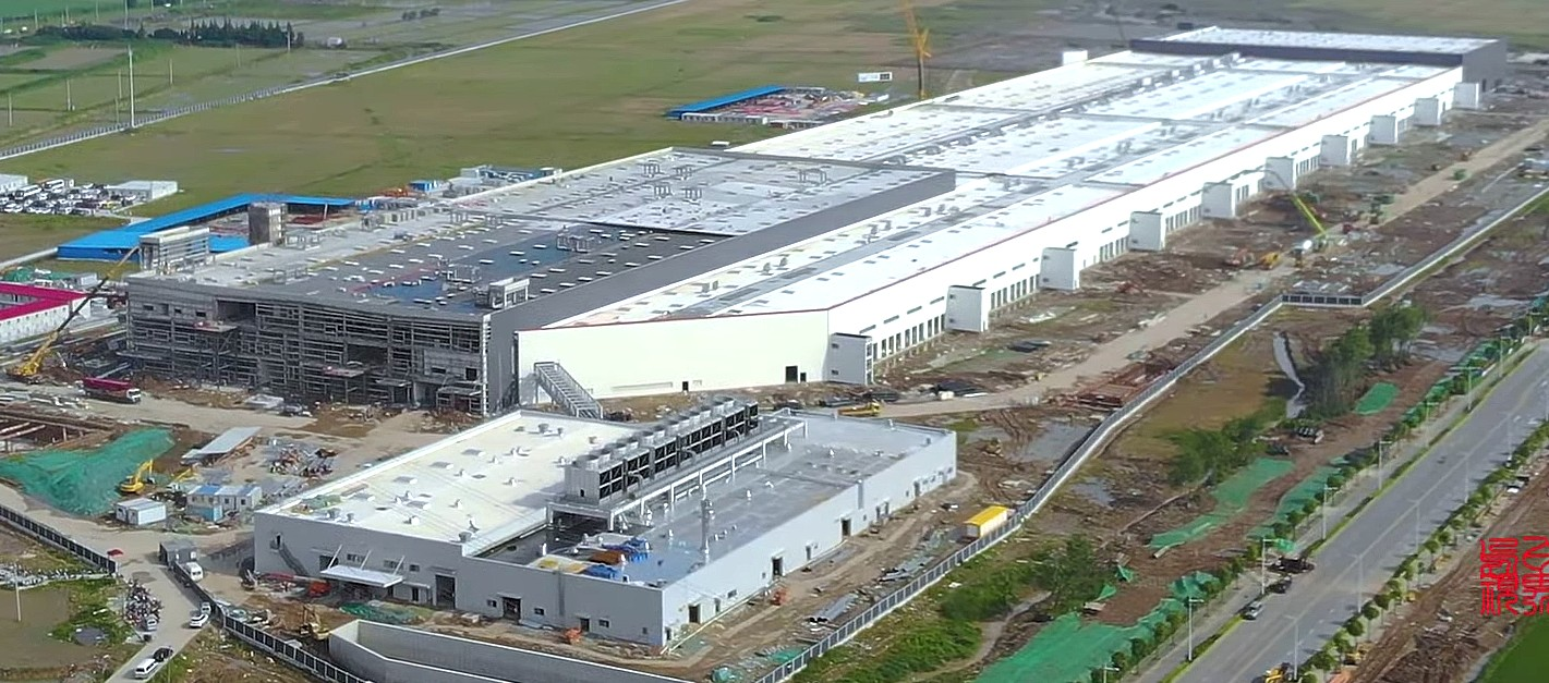 tesla-gigafactory-3-phase-2-july-2019