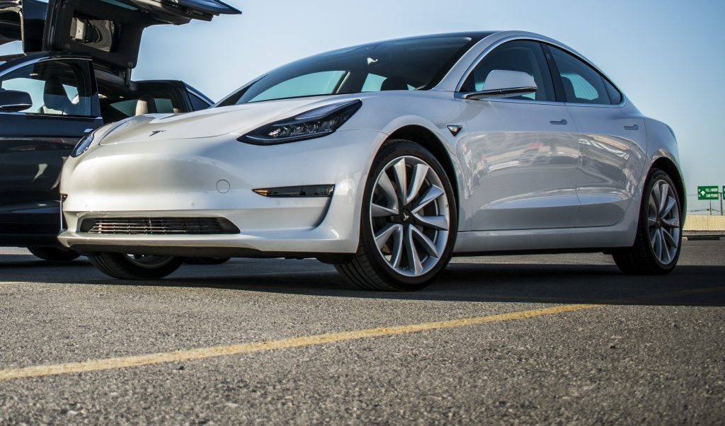 Tesla Model 3 ranks as only American-made car in Consumer Reports' Top Picks of 2020