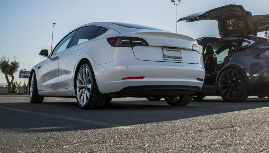 Teslas And Other Evs Get Barred From Popular Drag Racing