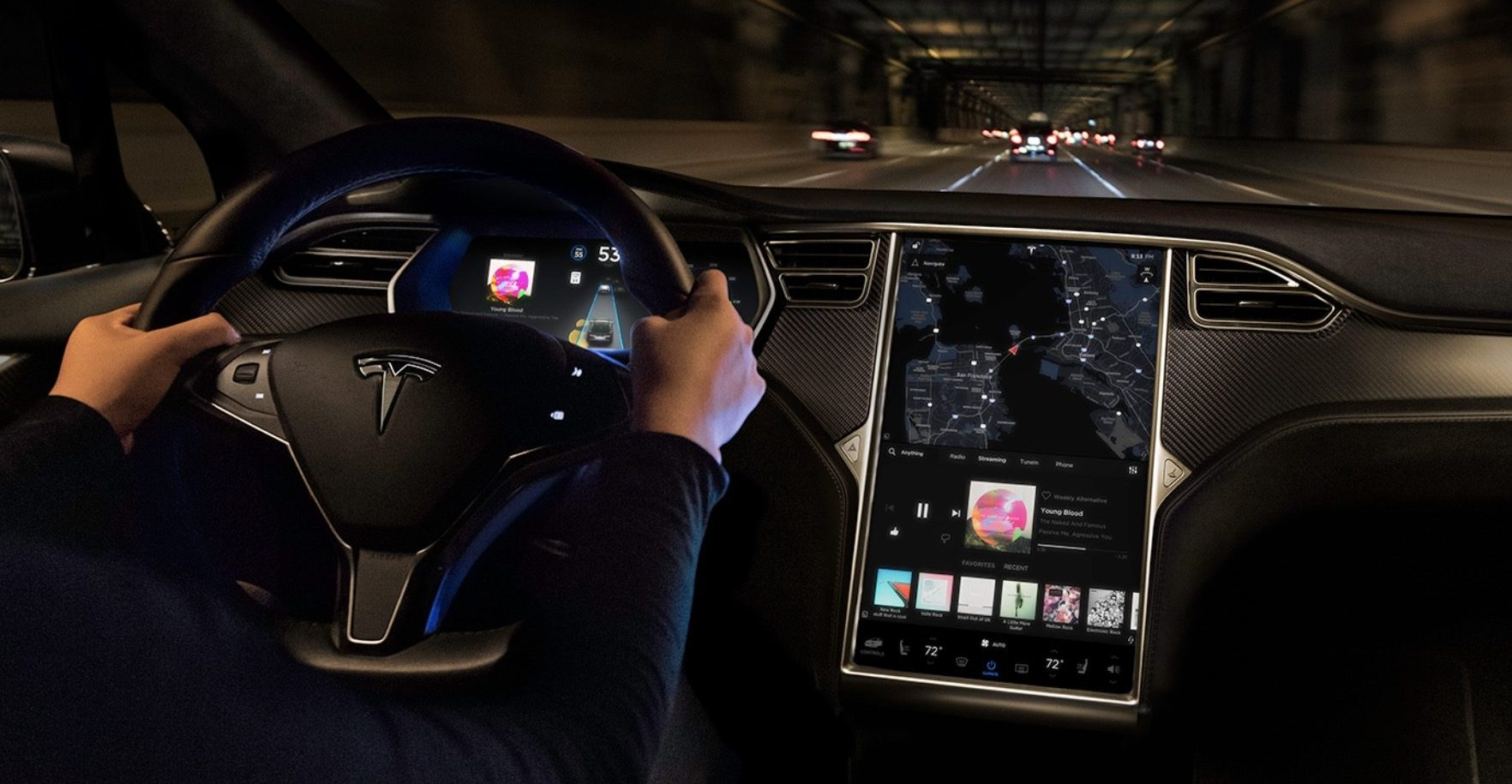 Tesla to allow MCU upgrade for older Model S and X for better gaming experience