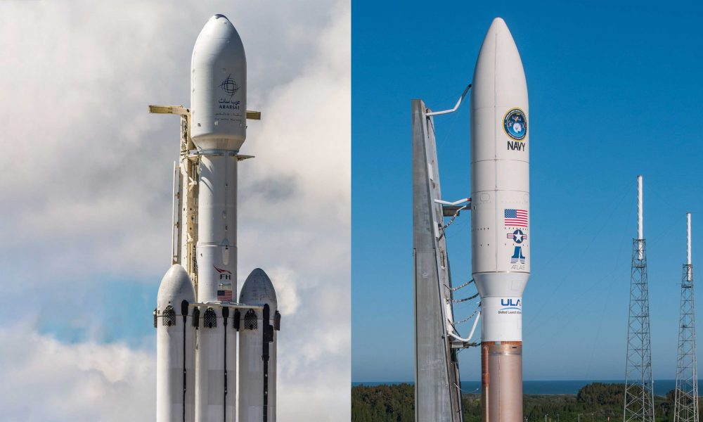 SpaceX may have signed an agreement with ULA supplier RUAG for bigger Falcon fairings – Teslarati