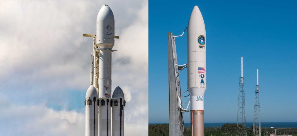 Spacex May Have Signed A Fairing Agreement With Ula