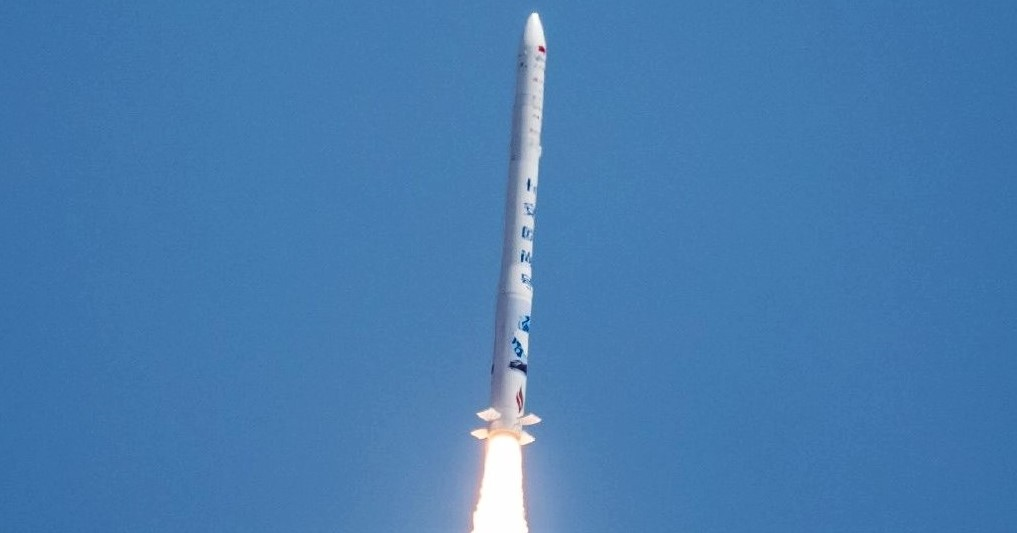 Hyperbola 1 orbital launch success 072519 (iSpace) 4 crop