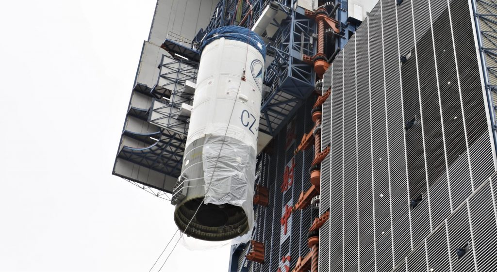 DeepSpace: China tests SpaceX-reminiscent grid fins after ...