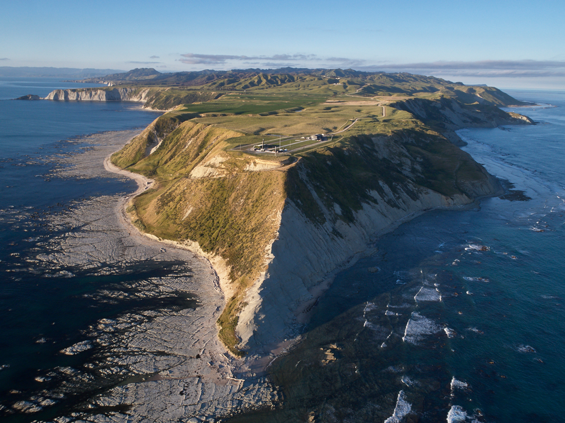 Rocket Lab Launch Complex 1 – Mahia, New Zealand