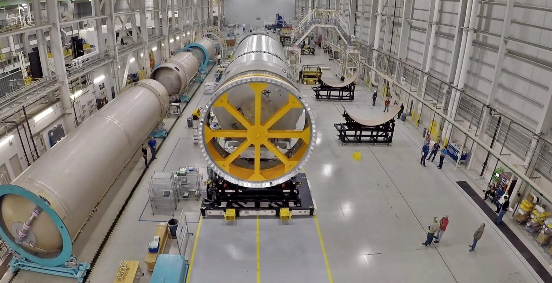 Vulcan structural qual booster 073119 (Tory Bruno) 2