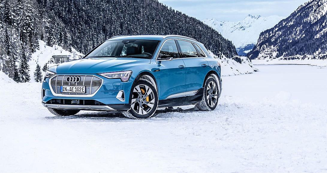 """Resultado de imagem para Audi e-tron Norway"""""""