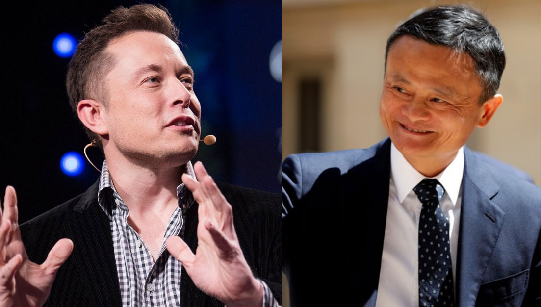 Elon Musk and Jack Ma to Talk at AI Conference This Week