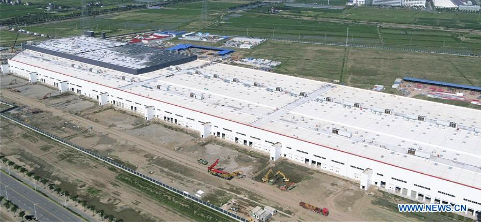 Tesla Gigafactory 3 obtains vital certificate after completing inspection in record time