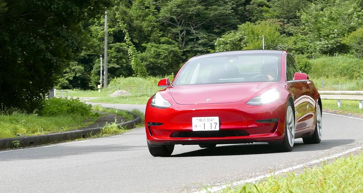 Tesla Model 3 gets Japanese car critic's approval: 'The excitement alone must be worth getting this car'