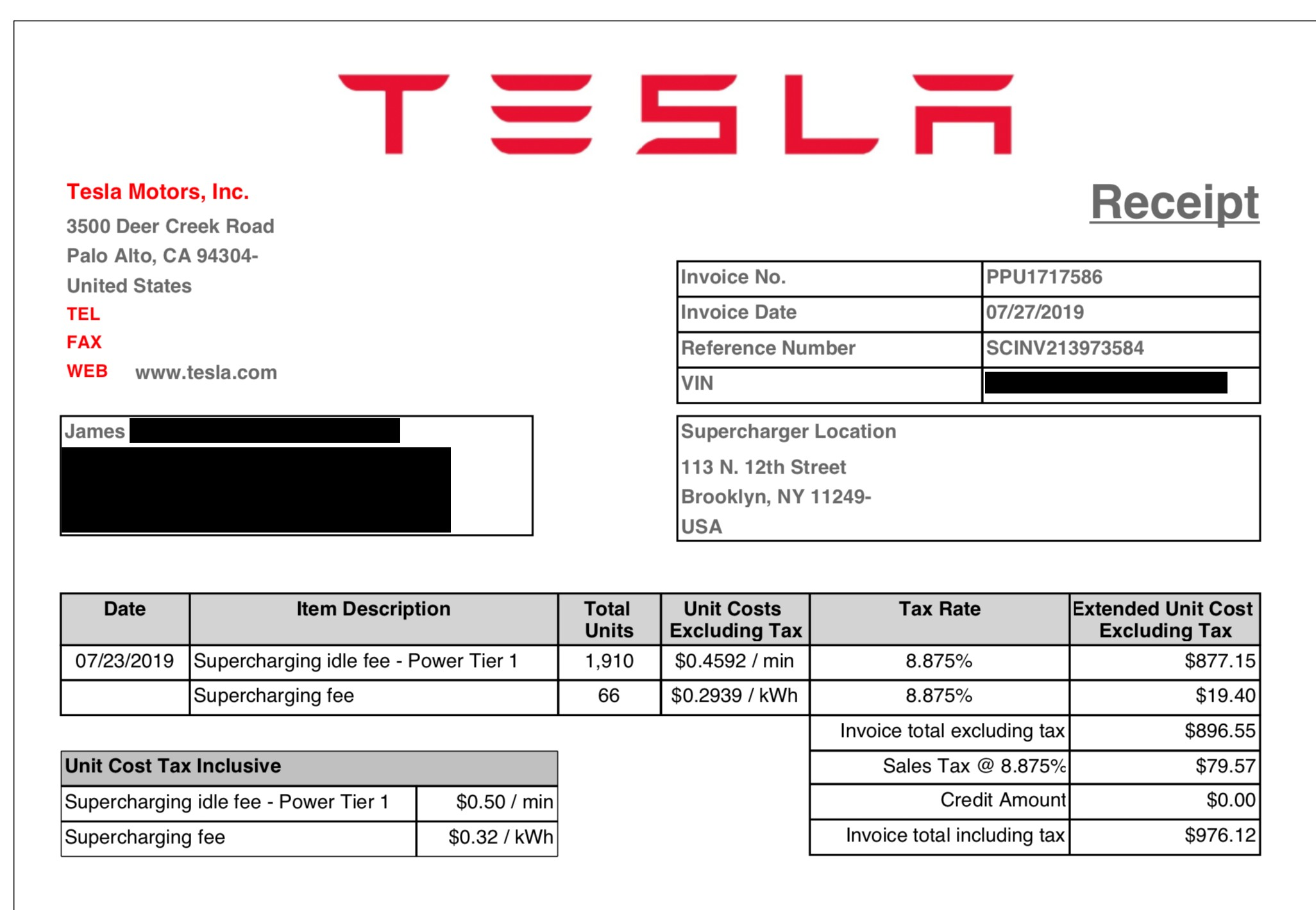 urban-supercharger-Idle_Fee_Invoice